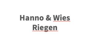 Hanno & Wien Riegen