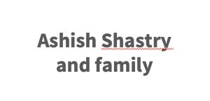 Family Shastry