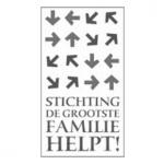 STICHTING DE GROOTSTE FAMILIE HELPT